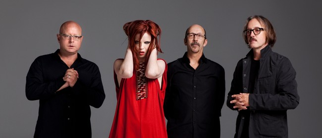 Garbage 2013 NZ Tour