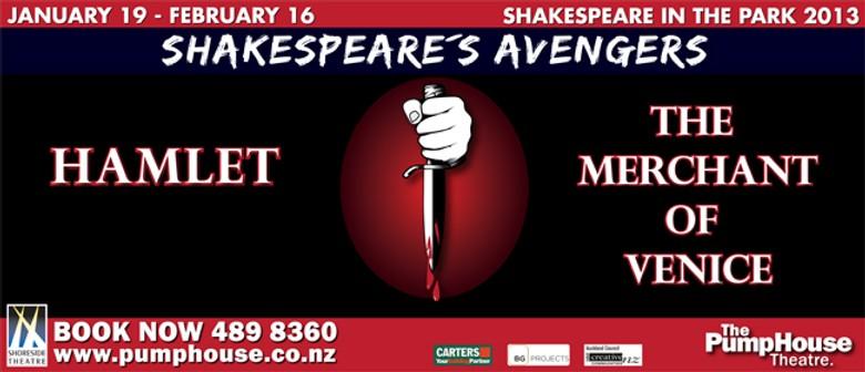 Hamlet - Shakespeare in the Park