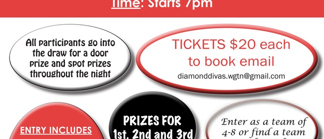 Diamond Divas Quiz Night