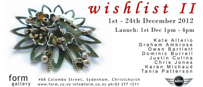 Wishlist II