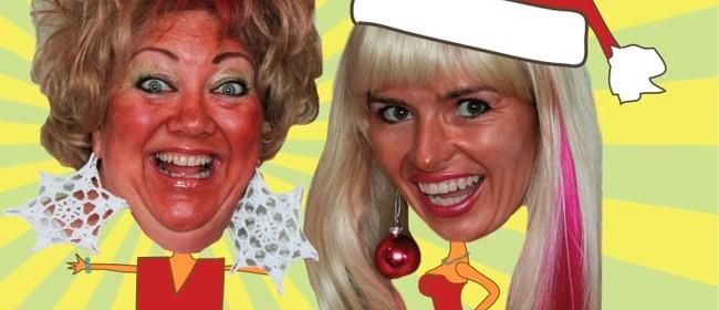 Nana Pat and Paula Christmas Quiz