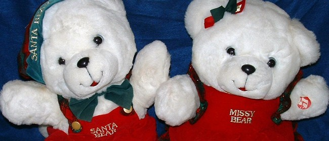 Collectors in the Community – Wendy Hurran's Santa Bears