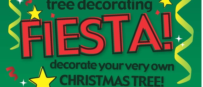 Mt Eden Christmas Tree Decorating Fiesta