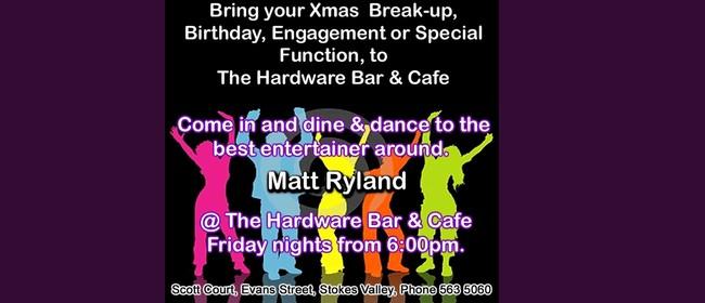 Friday Night Entertainment