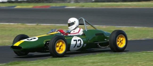 NZ Festival of Motor Racing Celebrating Denny Hulme