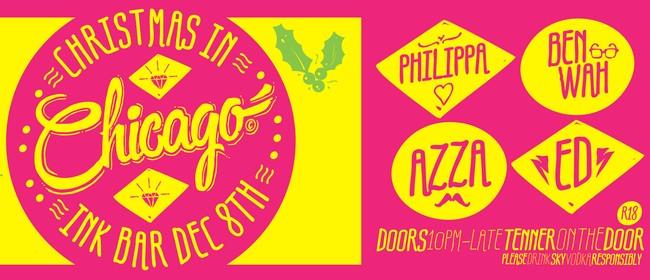 Chicago Disco ft DJs Philippa, Benwah, Ed & Azza