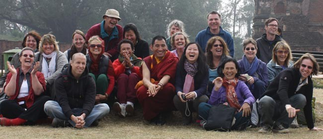 Sangha - Building Supportive Communities