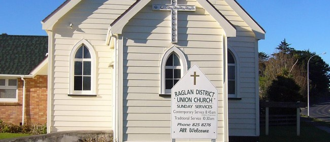 Raglan Union Church Christmas Services