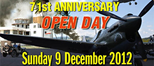 NZ Warbirds Pearl Harbour Open Day