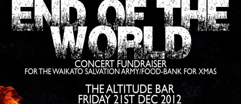End of The World Fundraiser