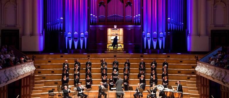 Musica Sacra's Christmas Concert