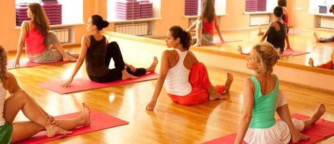 Intermediate Yoga Classes