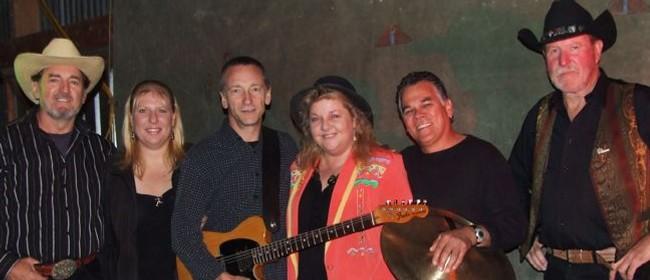 Stetson Club - Sel Nash, Marian Burns & Southern Cross