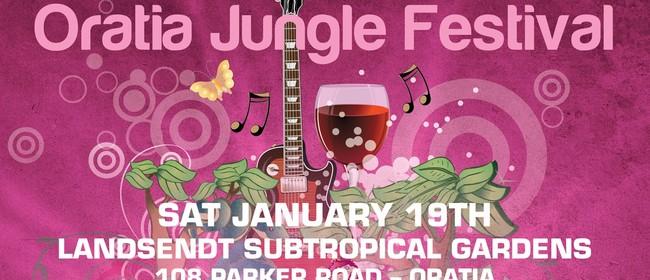 The Oratia Jungle Festival