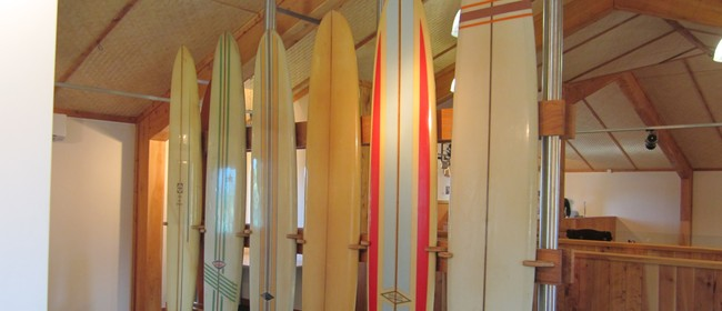 Surfing Exhibition Preview