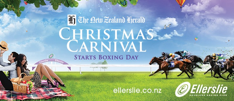 The New Zealand Herald Christmas Carnival New Year's Races