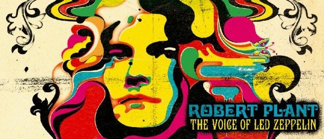Robert Plant presents Sensational Space Shifters