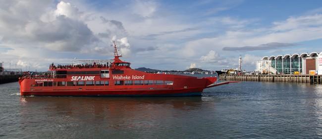 Sealink Harbour Cruise