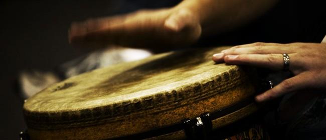 Puke Ariki Drumming Circle