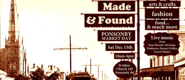 Made & Found Market