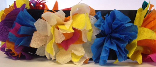 Traditional Polish Costumes and Paper Flowers workshop