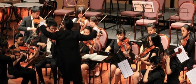 Victoria Junior College String Ensemble