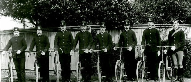 The Fuzz: Police Moustaches