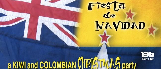 Fiesta de Navidad - a Kiwi/Colombian Christmas Party
