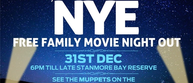 NYE Free Family Movie Night Out
