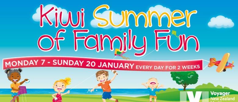 Kiwi Summer of Family Fun