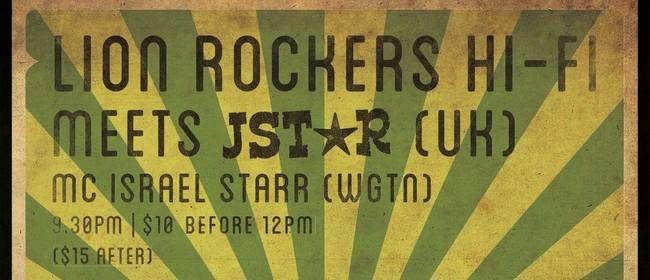 Jstar meets Lion Rockers Hi-Fi
