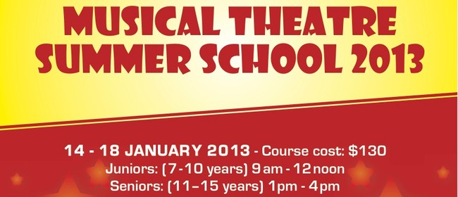 Steps Musical Theatre Summer School