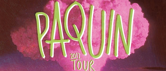Paquin Tour with Motown Junk + Guests