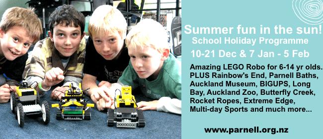 LEGO Robo Construction Site - School Holiday Programme