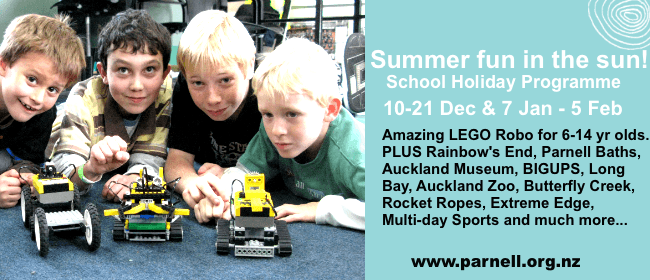 LEGO Robo Hill Climb - Summer School Holiday Programme