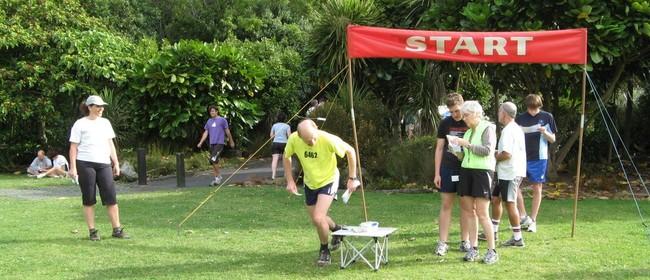 SummerNav 7 - Auckland Orienteering Summer Series
