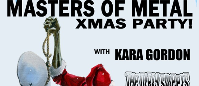 Masters Of Metal Xmas Party
