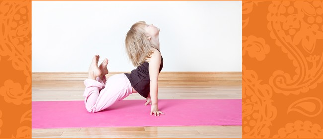 Kids' Yoga for Ages 8-12
