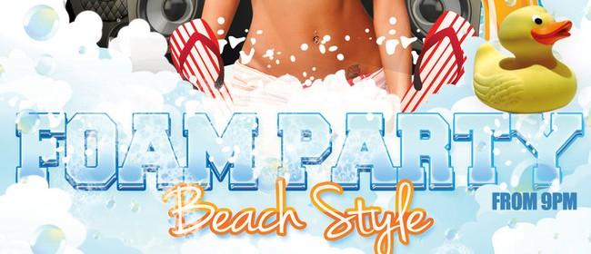 Foam Party - Beach Style