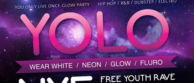YOLO Youth Glow Party - New Years Eve