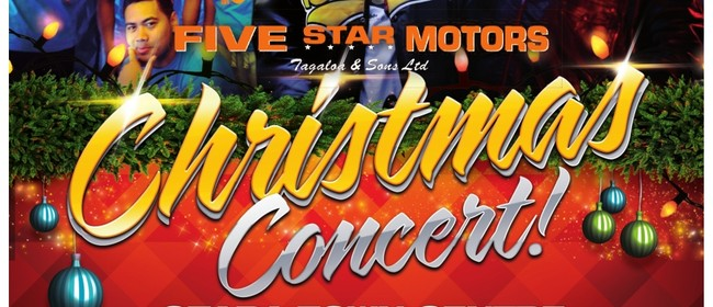 Five Star Motors Christmas Concert