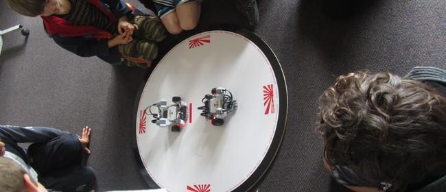 RoBo-Arena Whangaparaoa - Robotic SuMo