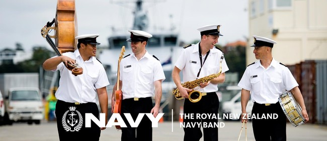 Royal New Zealand Navy Band - Art Deco Concert