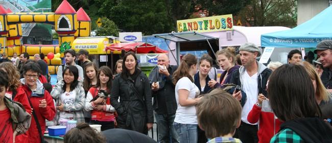 Aro Valley Fair