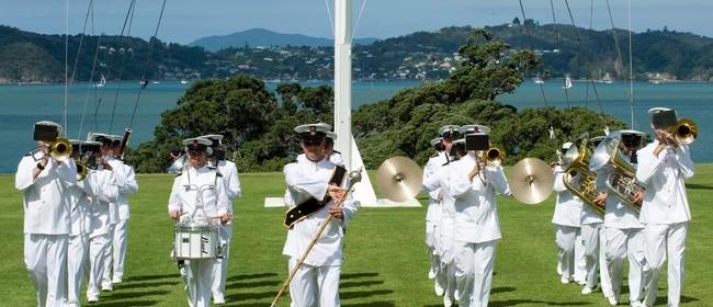 The Royal New Zealand Navy Band - Ceremonial Festivities