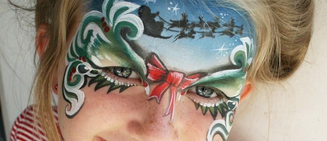 Teen Face-art Workshop