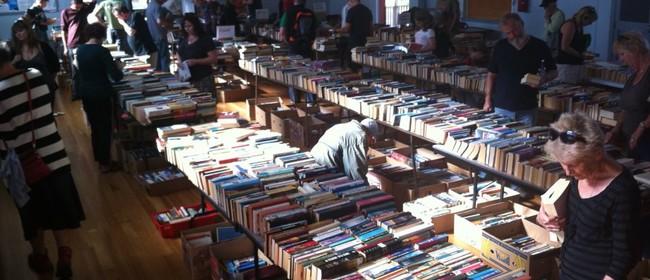 Waiheke Island New Year Book Fair