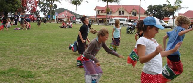 Fun on the Green - Paihia Summer Festival