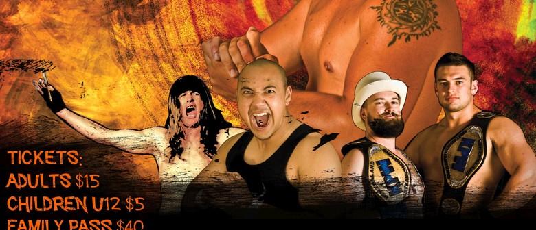 High Wire Wrestling Society presents The Bays Wrestlefest 2