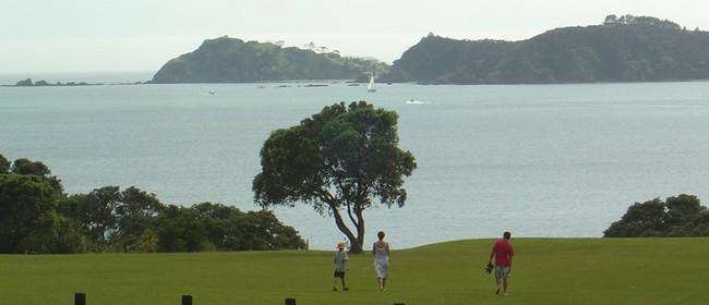 Waitangi Mystery Trail - Paihia Summer Festival